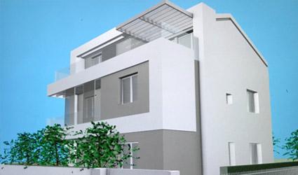 studio-tecnico progettazione architettonica ristrutturazione casa moderna