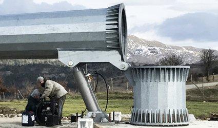 studio tecnico ingegneria torri acciaio eolico